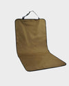 Brown Pet Waterproof Car Seat Cover
