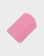 Green Self Grooming Pet Brush