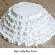 Round Lace Paper Doilies