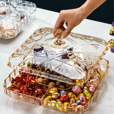 Transparent Dried Candy Box