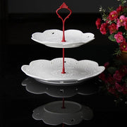 2/3 Layer Tableware Dessert Rack