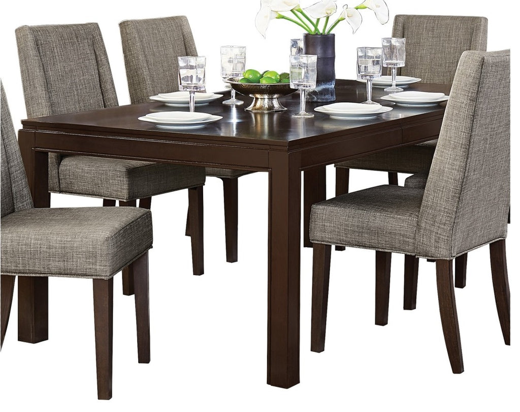 Homelegance Kavanaugh Dining Table in Dark Brown 5409-78 image