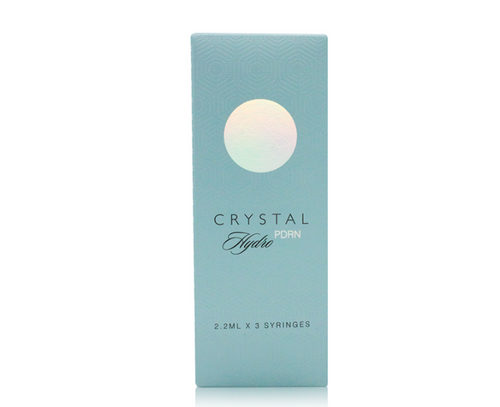 CRYSTAL  HYDRO PDRN - 2.2ml x 3 syringes - Aesthetic Essentials