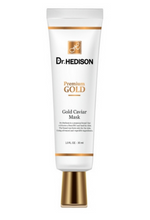 Load image into Gallery viewer, Dr.Hedison Gold Caviar Mask with colloidal gold