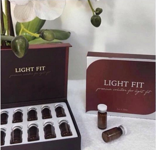 Light Fit - 1vial x 2ml (Korea)