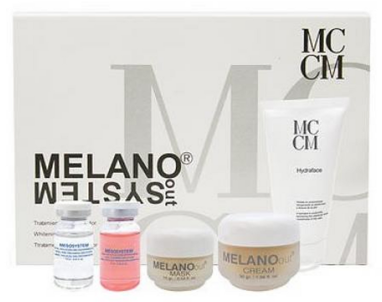 Melano Out System – MCCM Medical Cosmetics (Professional Use Pack)