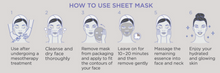 Load image into Gallery viewer, Mesoheal Mesotherapy Post-Treatment Mask - 20g (Korea)