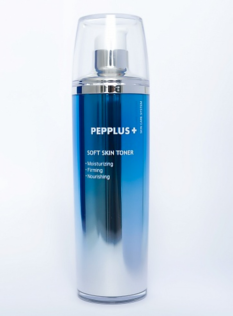 Softening toner with peptides PEPPLUS + , 120ml