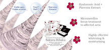 Load image into Gallery viewer, Quanis Whitening Sakura - Bihaku Set from Japan