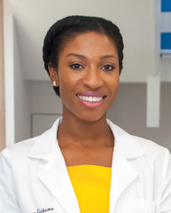 Dr. Ejikeme, Founder and Medical Director of Award-Winning Adonia Medical Clinic in London.