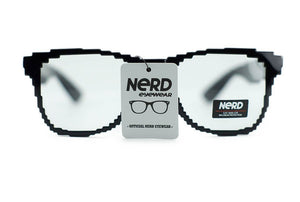 8 Bit Nerd Eyewear Pixel Sunglasses Sunglasses- Niobe Clothing