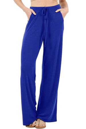 Casual Loose Fit Comfortable Lounge Pajama Pants pants- Niobe Clothing
