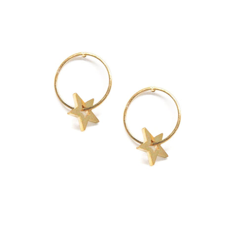 Carmen Earring in Gold