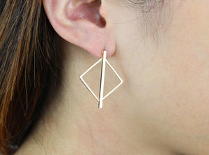 Lindsay Earring in Gold