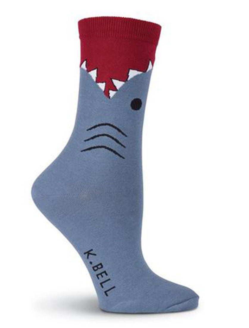 Shark Crew Socks Socks- Niobe Clothing