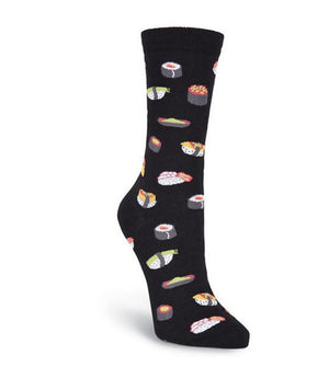 Sushi Crew Socks Socks- Niobe Clothing