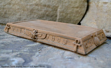 "Load image into Gallery viewer, Egyptian Tomb display mount Sculpture Statue Fragment 8.5""  www.Neo-Mfg.com"