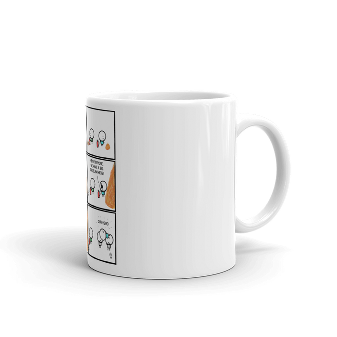 Prevention and Cure - Mug