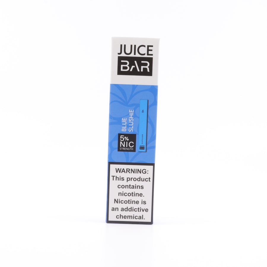 Juice Bar Disposable - 5% - Blue Slushie