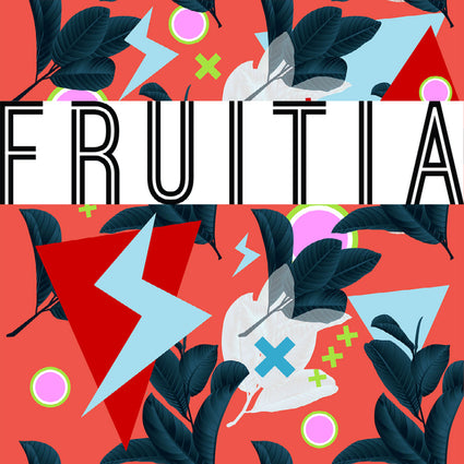 Fruitia - Blood Orange Cactus Cooler 60mL