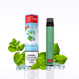 Swft Pro Disposable - Cool Mint 5%