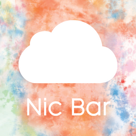 Nic Bar 5% Disp. - Lychee Blueberry Ice