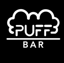 Puff Bar 5% Disp. - Strawberry Banana