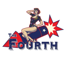 The Fourth - Firecracker (Red, White,Blue) 60mL