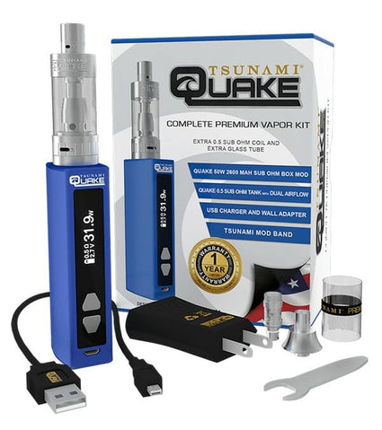Tsunami - Quake Box Mod Vapor Kit