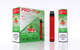 Swft Pro Disposable - Watermelon Ice 5%
