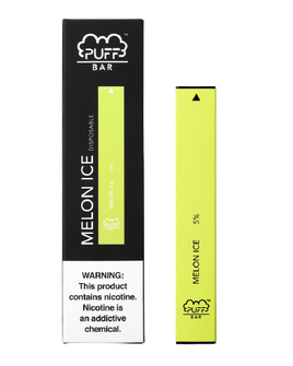 Puff Bar 5% Disp. - Melon Ice