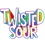 Twisted Sour - Blue Razz 100mL