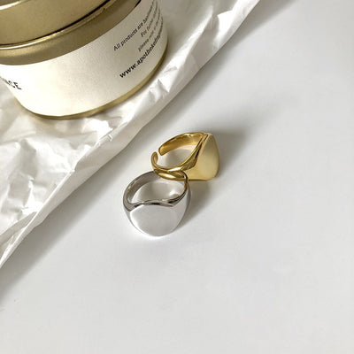 Smooth Round Ring