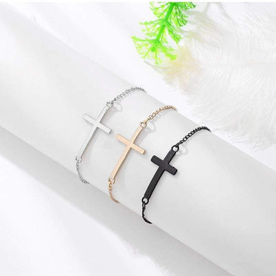 Renevatio Online Charm Personality Cross Chain Bracelets