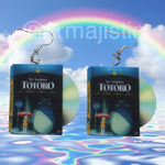 My Neighbor Totoro (1988) DVD 2D detailed Handmade Earrings!
