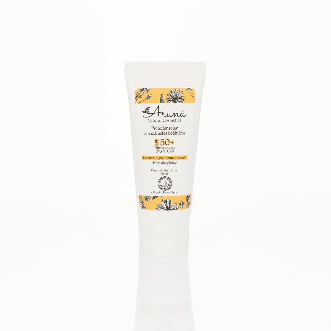 Aruná Reef Safe Face & Body Mineral Sunscreen  (SPF 50+)