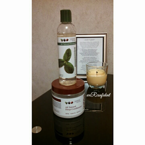 Late Newbie Natural Monday Post: Product Review/Eden Body Works