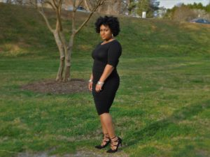 Closet Staple: Simple Black Dress