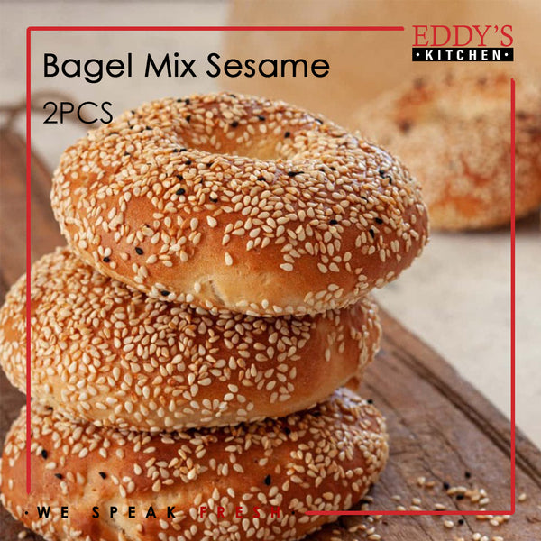 Bagel Mix Sesame Bread(2)