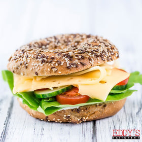 Cheese Bagel Multi Grain Sandwich