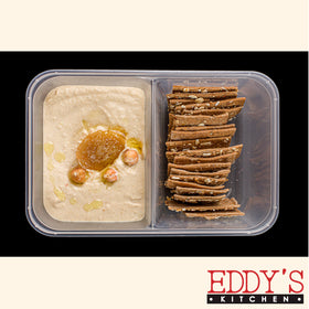 Hummus Pickled Lemon & Multi Grain Crackers (Meal)