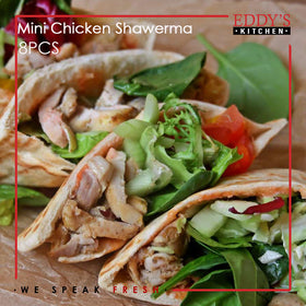 Mini Chicken Shawerma  ميني شاورما فراخ