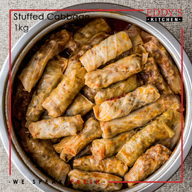 Stuffed Cabbage (1kg)  محشي كرنب