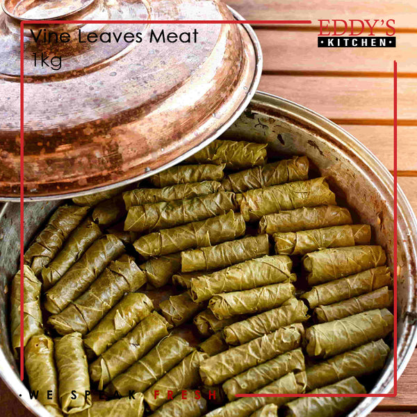 Vine Leaves Vegan (1kg)  ورق عنب صيامي