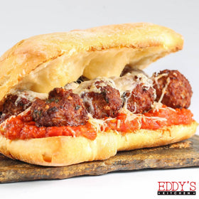Italian Meat Balls Sandwich / Ready To Heat