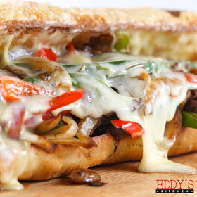 Philly Steak & Cheese Sandwich