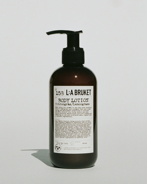 L:A BRUKET | Body Lotion Lemongrass