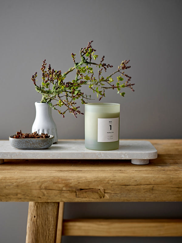 Bloomingville | Scented Candle NO1 Parsley Lime, Soy Wax