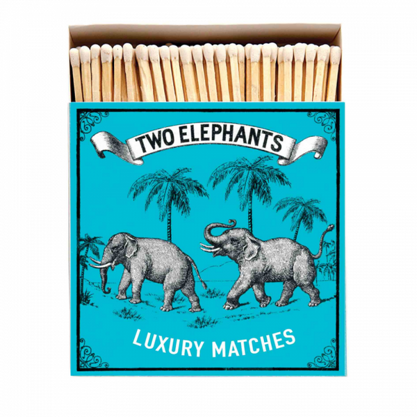 Archivist | Matches in Box, Elephants