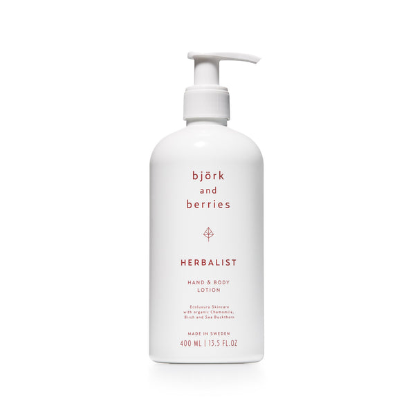 Björk & Berries | Hand & Body Lotion Herbalist